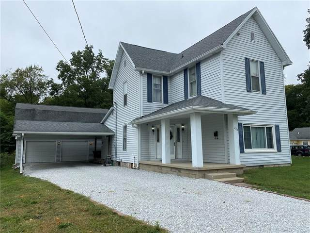 228 E Birch Street, Anderson, IN 46012 (MLS #21738359) :: Anthony Robinson & AMR Real Estate Group LLC