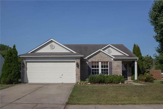 2 Grafton Court, Brownsburg, IN 46112 (MLS #21738364) :: David Brenton's Team