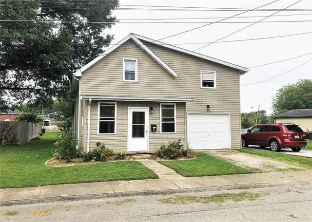 434 8th Street, North Vernon, IN 47265 (MLS #21738367) :: Mike Price Realty Team - RE/MAX Centerstone