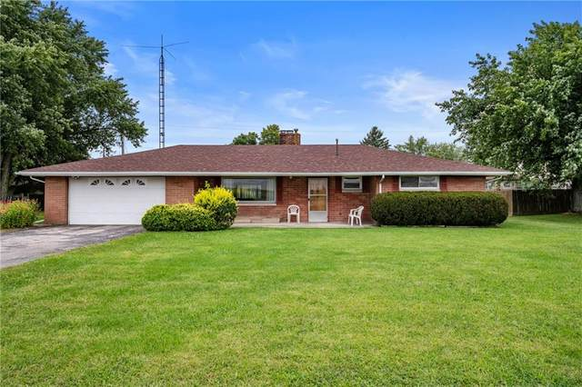 3059 S State Road 103, New Castle, IN 47362 (MLS #21738376) :: Mike Price Realty Team - RE/MAX Centerstone