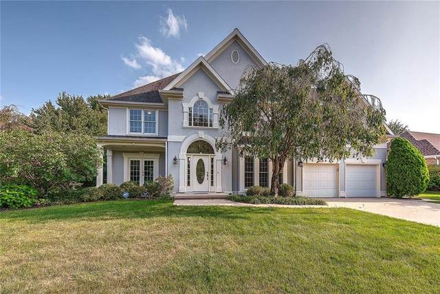 6047 Leatherback Drive, Columbus, IN 47201 (MLS #21738390) :: AR/haus Group Realty