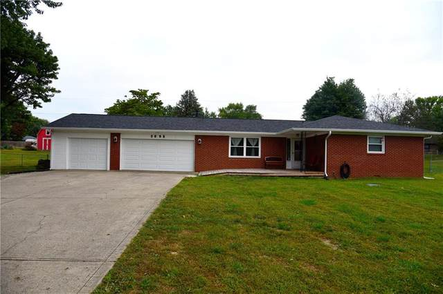 2095 State Road 44, Martinsville, IN 46151 (MLS #21738398) :: Mike Price Realty Team - RE/MAX Centerstone