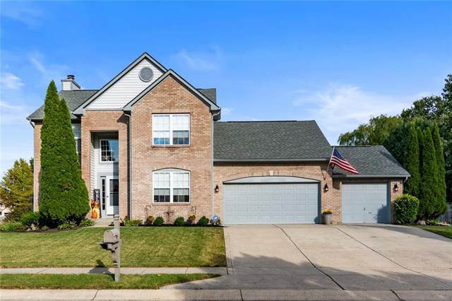 5977 Honeywell Drive, Indianapolis, IN 46236 (MLS #21738419) :: Richwine Elite Group