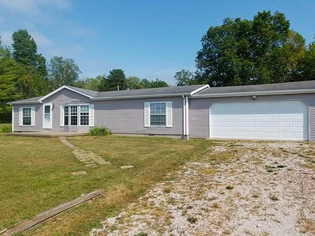 4980 Woodfield Drive, Brazil, IN 47834 (MLS #21738420) :: Anthony Robinson & AMR Real Estate Group LLC