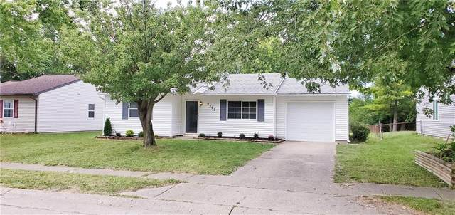 5302 Yucatan Drive, Indianapolis, IN 46237 (MLS #21738430) :: Ferris Property Group