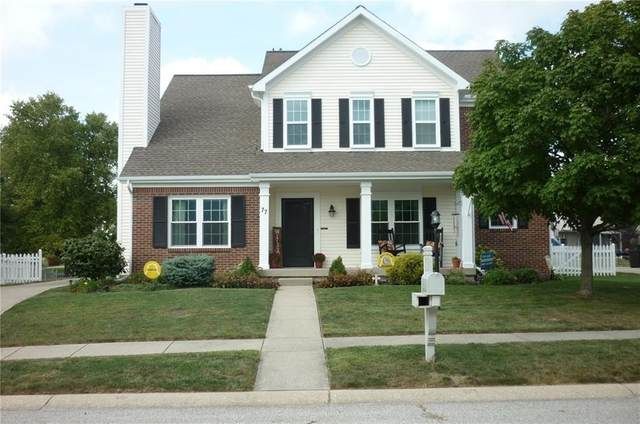 77 Carriage Lake Drive, Brownsburg, IN 46112 (MLS #21738442) :: Anthony Robinson & AMR Real Estate Group LLC
