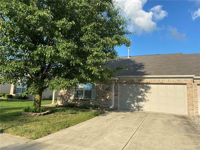 1213 Blue Bird Drive, Indianapolis, IN 46231 (MLS #21738447) :: Mike Price Realty Team - RE/MAX Centerstone