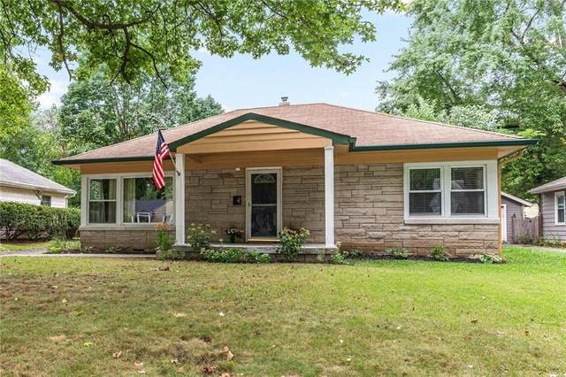 5724 Primrose Avenue, Indianapolis, IN 46220 (MLS #21738448) :: David Brenton's Team