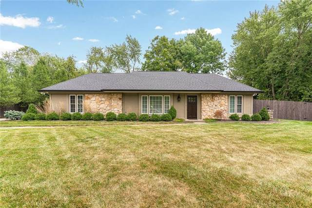 857 Nansemond Court, Carmel, IN 46032 (MLS #21738483) :: Mike Price Realty Team - RE/MAX Centerstone