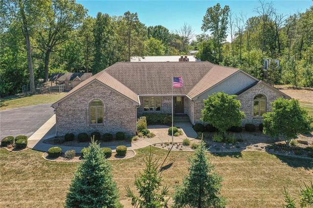 1490 N County Road 475 E, Avon, IN 46123 (MLS #21738488) :: Mike Price Realty Team - RE/MAX Centerstone