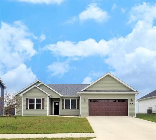 82 Briarwood Court, Greencastle, IN 46135 (MLS #21738495) :: Richwine Elite Group
