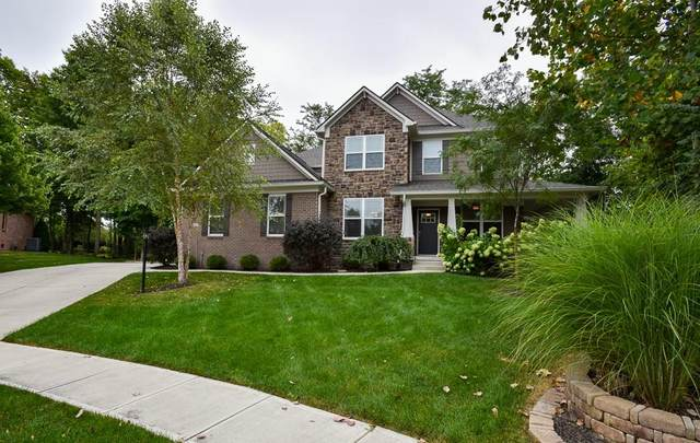 16122 Stony Ridge Drive, Noblesville, IN 46060 (MLS #21738497) :: Anthony Robinson & AMR Real Estate Group LLC