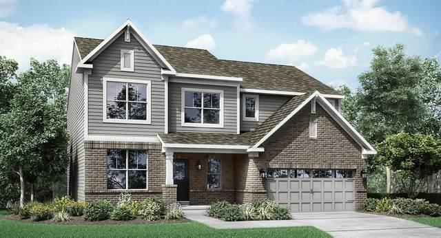 2519 Marsh Hawk Drive, Greenwood, IN 46143 (MLS #21738502) :: Richwine Elite Group