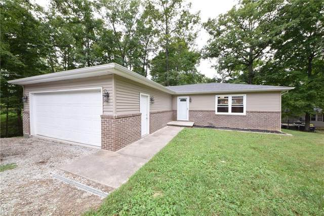 385 S Hickory Hill Drive, North Vernon, IN 47265 (MLS #21738533) :: Anthony Robinson & AMR Real Estate Group LLC