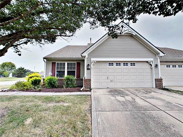6400 E Edna Mills Drive, Camby, IN 46113 (MLS #21738541) :: Mike Price Realty Team - RE/MAX Centerstone