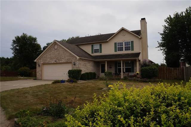 254 Pineview Drive, Mooresville, IN 46158 (MLS #21738542) :: Heard Real Estate Team | eXp Realty, LLC