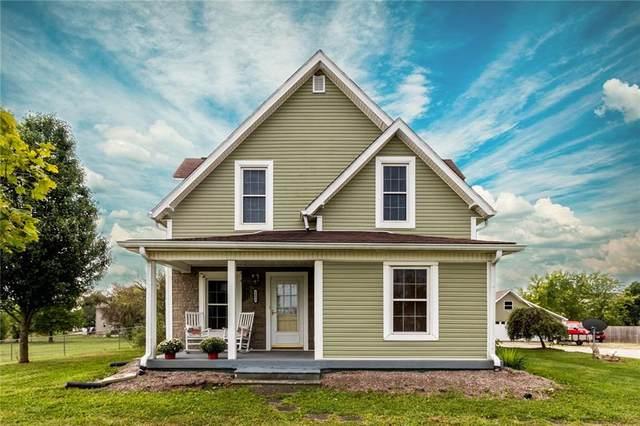 1693 E Co Rd 100 N, Danville, IN 46122 (MLS #21738547) :: Heard Real Estate Team | eXp Realty, LLC