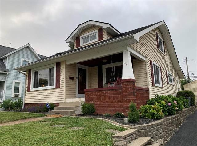 22 E Pearl Street, Greenwood, IN 46142 (MLS #21738551) :: Mike Price Realty Team - RE/MAX Centerstone