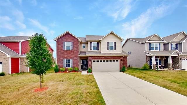 5636 Starla Lane, Plainfield, IN 46168 (MLS #21738552) :: Heard Real Estate Team | eXp Realty, LLC