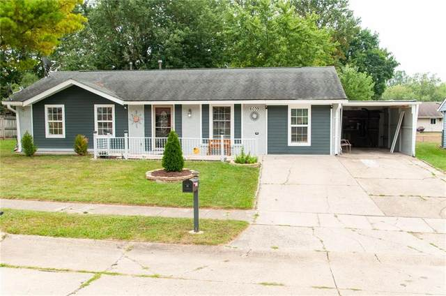 6039 Dartmoor Court, Indianapolis, IN 46254 (MLS #21738568) :: Heard Real Estate Team | eXp Realty, LLC