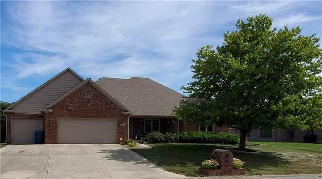 9124 New Harmony Circle, Indianapolis, IN 46231 (MLS #21738571) :: Mike Price Realty Team - RE/MAX Centerstone