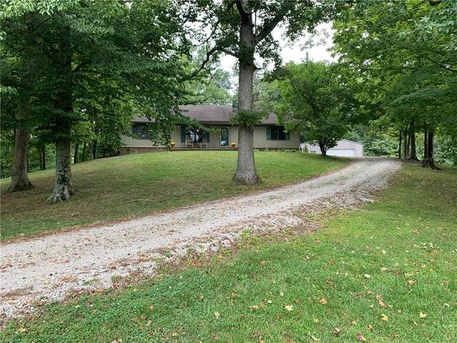 3058 N 360 W, Freetown, IN 47235 (MLS #21738581) :: Mike Price Realty Team - RE/MAX Centerstone