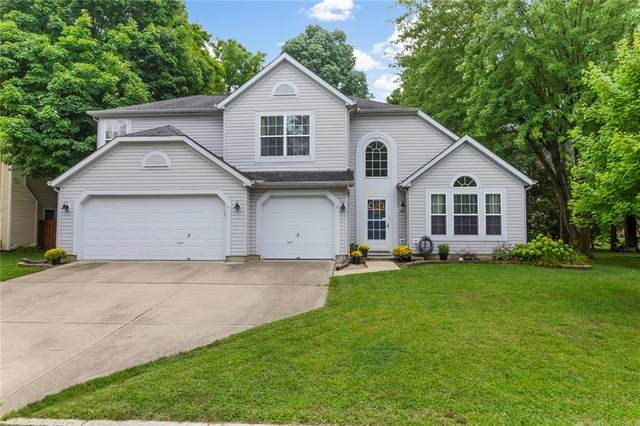 1217 Elm Grove Way, Greenwood, IN 46143 (MLS #21738589) :: Mike Price Realty Team - RE/MAX Centerstone