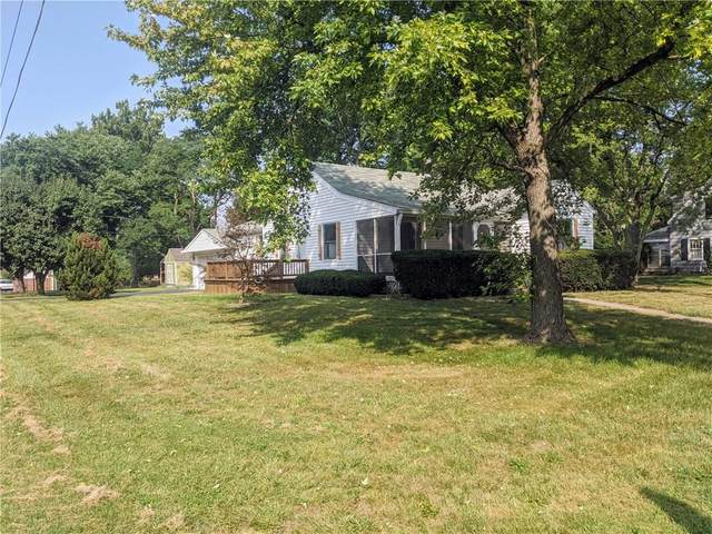 5350 Manker Street, Indianapolis, IN 46227 (MLS #21738591) :: Anthony Robinson & AMR Real Estate Group LLC