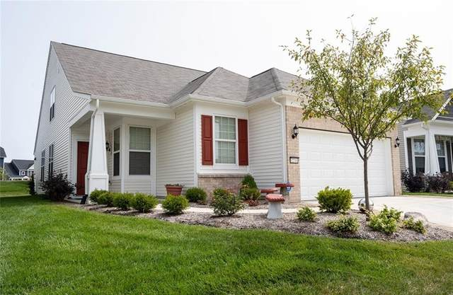 12741 Arista Lane, Fishers, IN 46037 (MLS #21738609) :: AR/haus Group Realty