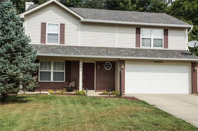 6038 Gimbel Circle, Indianapolis, IN 46221 (MLS #21738614) :: Mike Price Realty Team - RE/MAX Centerstone