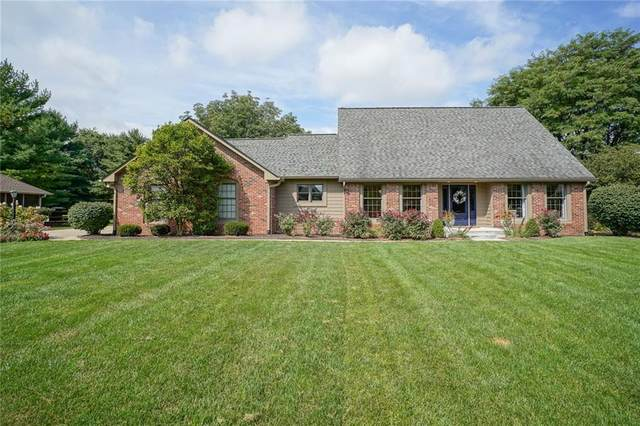 25 Darby Lane, Brownsburg, IN 46112 (MLS #21738640) :: Anthony Robinson & AMR Real Estate Group LLC