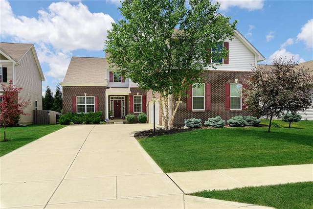 12286 Eddington Place, Fishers, IN 46037 (MLS #21738641) :: The ORR Home Selling Team