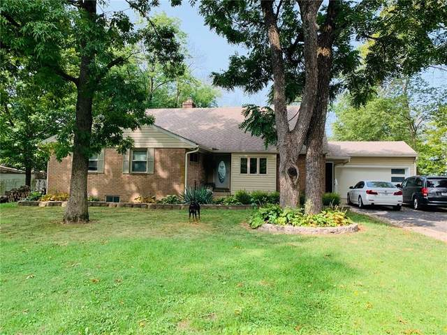 3019 S Woodridge Road, Shelbyville, IN 46176 (MLS #21738644) :: Mike Price Realty Team - RE/MAX Centerstone