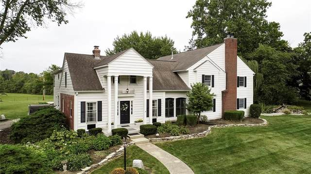 6650 Dover Road, Indianapolis, IN 46220 (MLS #21738663) :: RE/MAX Legacy