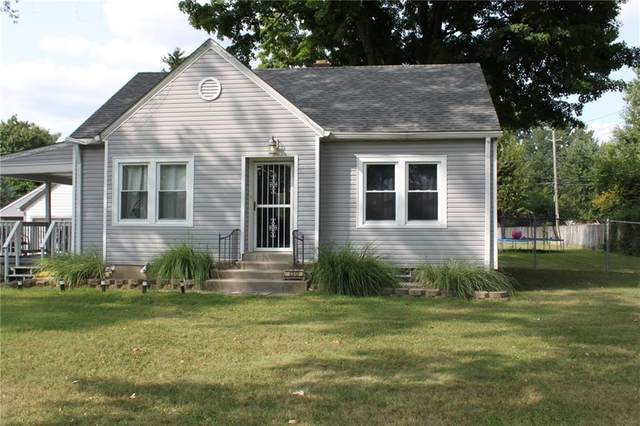6312 W Jackson Street, Indianapolis, IN 46241 (MLS #21738666) :: The ORR Home Selling Team