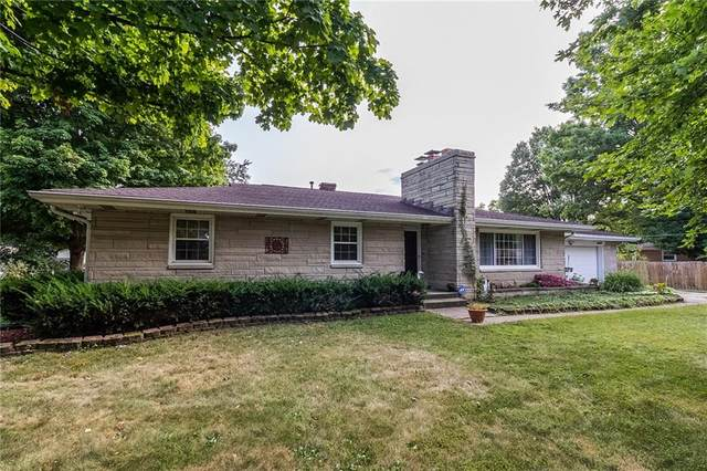 6849 W Lockerbie Drive, Indianapolis, IN 46214 (MLS #21738673) :: Mike Price Realty Team - RE/MAX Centerstone