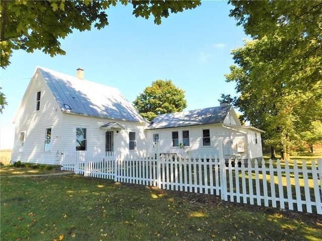1399 S 625 W, Farmland, IN 47340 (MLS #21738681) :: The ORR Home Selling Team