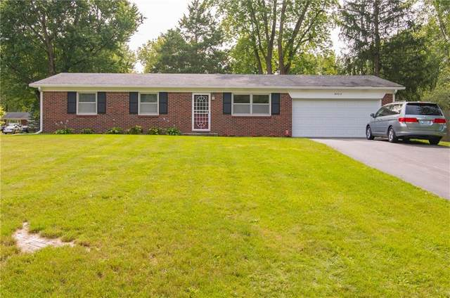8023 Charlecot Drive, Indianapolis, IN 46268 (MLS #21738682) :: Anthony Robinson & AMR Real Estate Group LLC