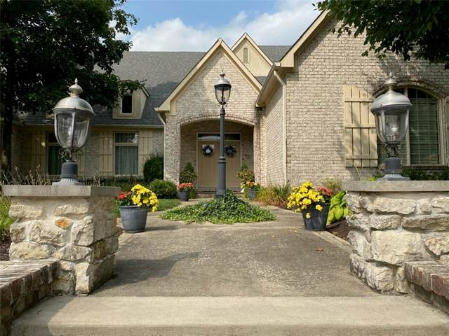 7812 Oak Grove Court, Indianapolis, IN 46259 (MLS #21738690) :: Mike Price Realty Team - RE/MAX Centerstone