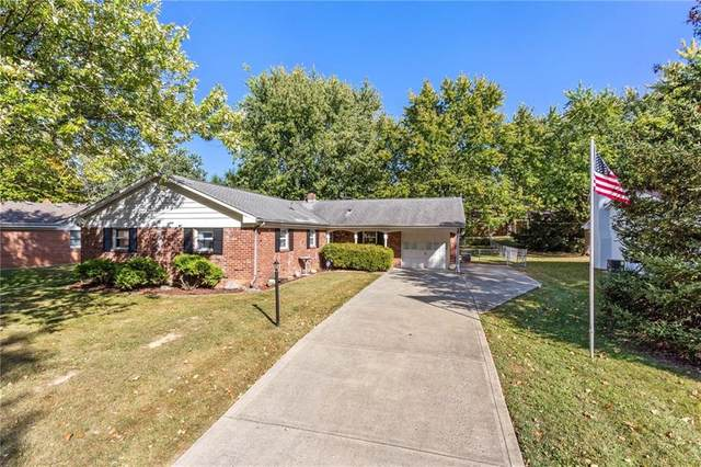 1311 N Gibson Avenue, Indianapolis, IN 46219 (MLS #21738699) :: Mike Price Realty Team - RE/MAX Centerstone