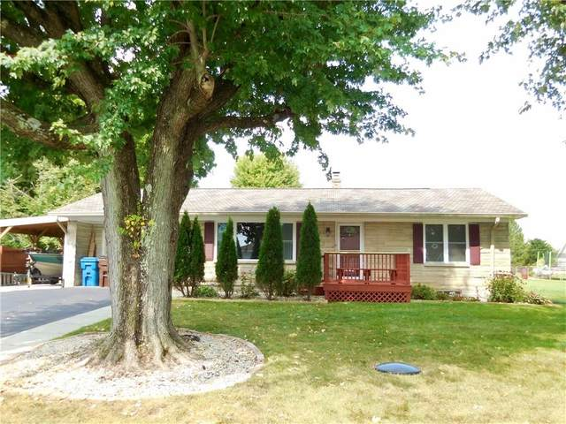 34 E Pine Street, Charlottesville, IN 46117 (MLS #21738712) :: Anthony Robinson & AMR Real Estate Group LLC