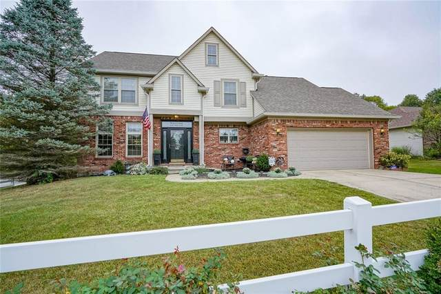 6262 Red Delicious Lane, Avon, IN 46123 (MLS #21738721) :: Mike Price Realty Team - RE/MAX Centerstone
