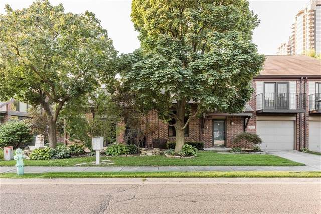 333 E 7th Street, Indianapolis, IN 46202 (MLS #21738725) :: Mike Price Realty Team - RE/MAX Centerstone