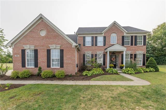 5685 Pebblestone Court, Carmel, IN 46033 (MLS #21738740) :: Mike Price Realty Team - RE/MAX Centerstone