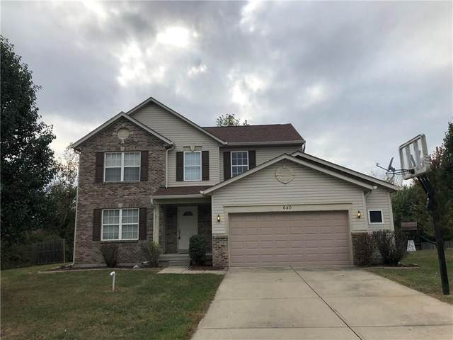 640 Tanninger Drive, Indianapolis, IN 46239 (MLS #21738747) :: Richwine Elite Group