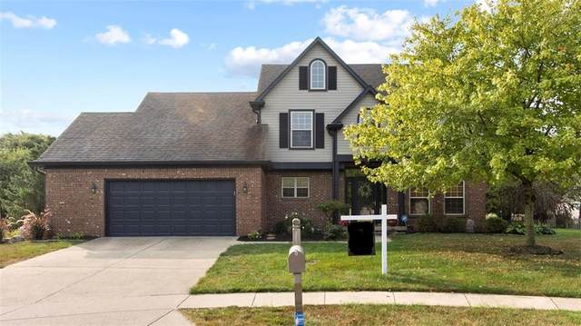 1411 Red Delicous Court, Avon, IN 46123 (MLS #21738749) :: Mike Price Realty Team - RE/MAX Centerstone