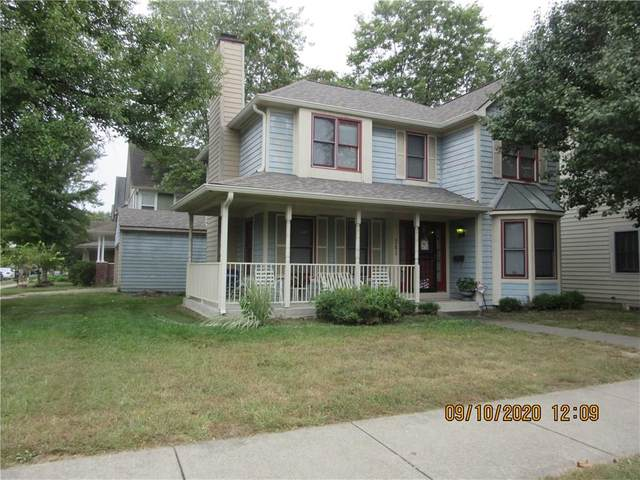 241 E Fall Creek Pw S Drive, Indianapolis, IN 46205 (MLS #21738750) :: Mike Price Realty Team - RE/MAX Centerstone