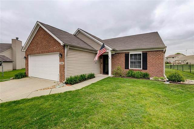 3144 Kelsey Circle, Indianapolis, IN 46268 (MLS #21738756) :: Mike Price Realty Team - RE/MAX Centerstone