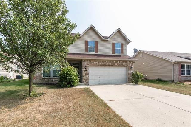 4055 Callaway Street, Plainfield, IN 46168 (MLS #21738787) :: Mike Price Realty Team - RE/MAX Centerstone