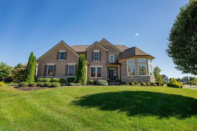 11503 Wildlife Court, Zionsville, IN 46077 (MLS #21738824) :: Anthony Robinson & AMR Real Estate Group LLC